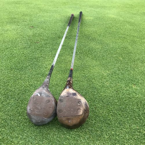 Hand made golf clubs Archie Keane