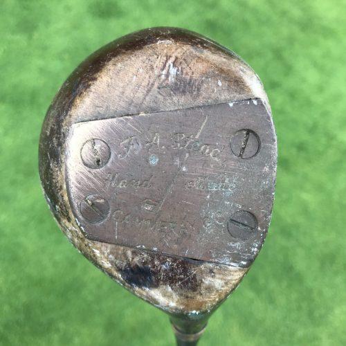 Golf Club F A Steed