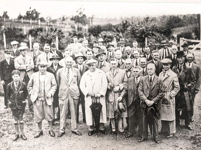 1928 Members photo