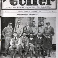 1931 The Golfer