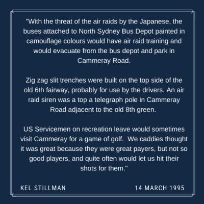 1940's Kel Stillman