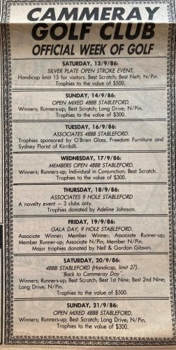 North Shore Times, 10 September 1986