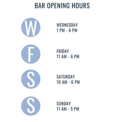 Bar Opening Hours