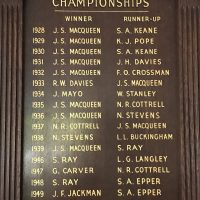 Board - Championships 1928